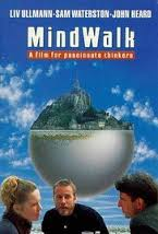 DVD jacket for MindWalk