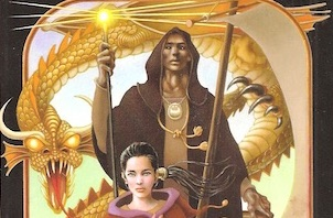 cover for Earthsea