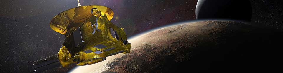 New Horizons spaceship